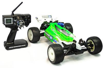 GS Racing Shadow SB1 Nitro Rc Buggy