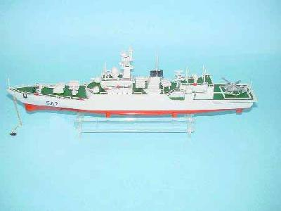 1/350 Chinese 542 Tongling destroyer NS04511