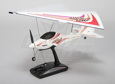 Kyosho AutoKite 2.4Ghz - Red (RTF)
