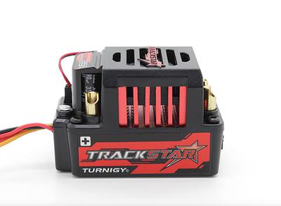 Turnigy Trackstar 150A GenII 1/8th Scale Sensored Brushless Car ESC - PC Programmable
