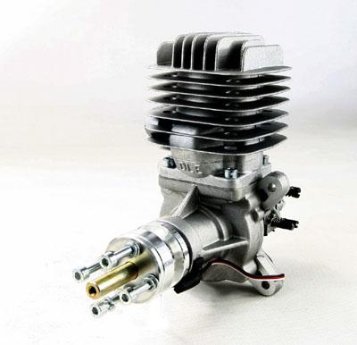 DLE-55 55cc Petrol Engine for Radio Control Aeroplane
