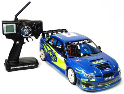 GS Racing Vision EvoE RTR Brushless RC Car
