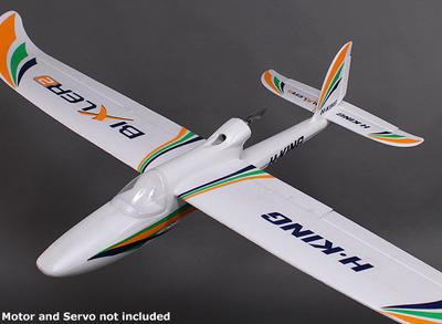Hobbyking Bixler 2 EPO 1500mm w/Optional Flaps (KIT)