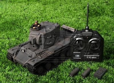Pz.754(r) InfraRed RC Battle Tank - German Grey (RTR)