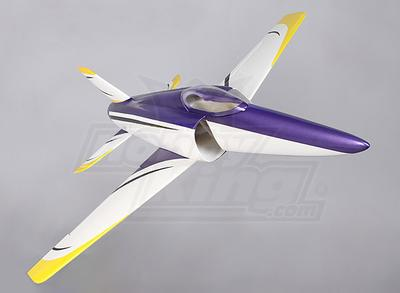 Silvia 70mm Composite EDF Jet (Kit) | RCMS Review