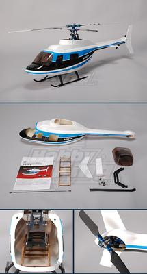450 Scale Fuselage