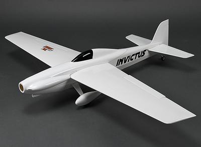 HobbyKing Invictus EF-1 Pylon Racer Balsa 1288mm - Full White (ARF)
