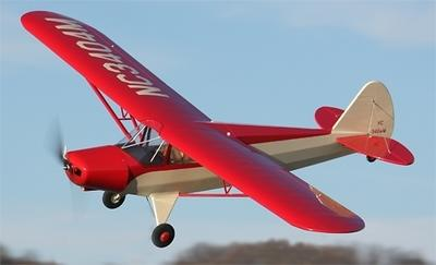 Pilot-1 PA-12 1/4 Scale ARF Airplane (OVERSIZE)