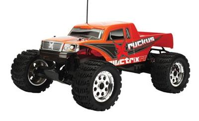 Ruckus 1/10th Monster Truck Orange