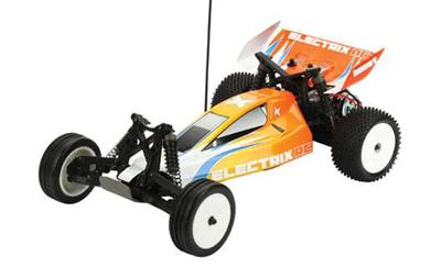 Boost 1/10TH Buggy Orange