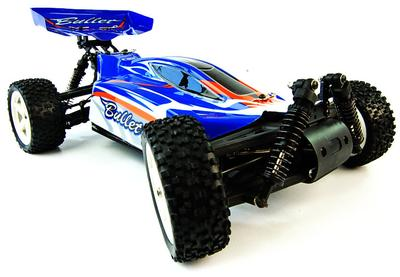 Bullet Electric Brushless RC Buggy