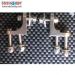 Aluminum Alloy Number Tag Holder for RC Model L16MM * H10MM