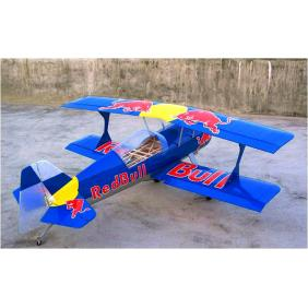 NEW Pitts-s12 50cc RC Model Gasoline Airplane ARF /Petrol Airplane