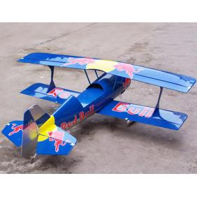 NEW Pitts-s12 100cc RC Model Gasoline Airplane ARF /Petrol Airplane