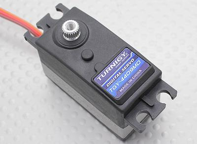 Turnigy TGY-4409MD Metal Gear Digital Servo 9.45kg / 0.11sec / 44g