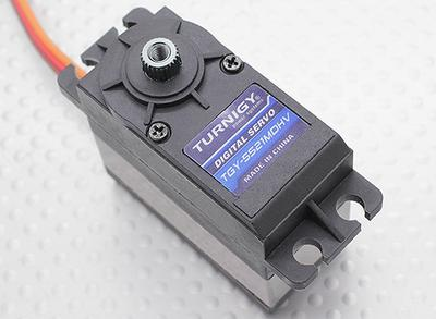Turnigy TGY-5521MDHV High Voltage Metal Gear Digital Servo 24kg / 0.11sec / 60g