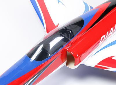 HobbyKing™ Diablo 90mm EDF Jet Composite 1250mm (ARF) | RCMS