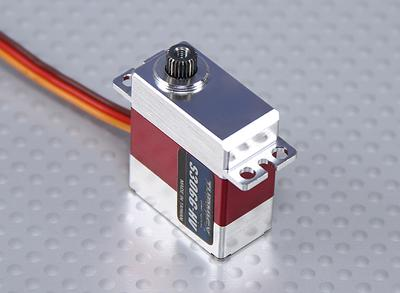 TGY-306G-HV High Voltage Ultra Fast/High Torque MG Digital Alloy Cased Servo 3.7kg / .05sec / 21g