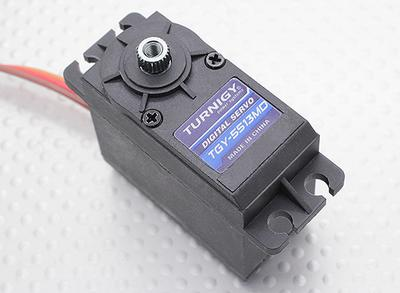 Turnigy TGY-5513MD Metal Gear Digital Servo 12kg / 0.18sec / 54.5g