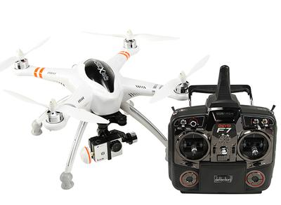 Walkera QR X350 PRO FPV GPS RC Quadcopter G-2D Gimbal, iLook Camera,DEVO F7 (Mode 1) (Ready to Fly)