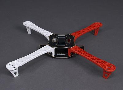 Q450 Glass Fiber Quadcopter Frame 450mm - Integrated PCB