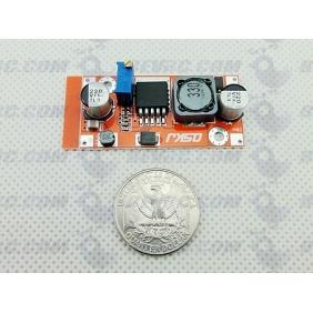 Volt regulator for power-- step up module