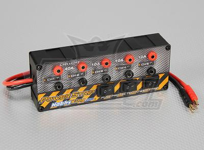 Hobbyking PowerStrip - Fuse Protected Power Distribution Board