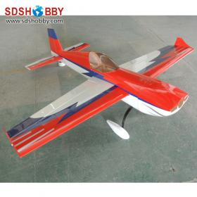 71in 26% Extra330SC 30CC RC Gasoline Airplane /Petrol Airplane ARF- Red/White Color