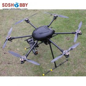 ST800 Six-axle Aircraft /Hexrcopter ARF/ Carbon Fiber Six-axle Frame 820mm wheelbase