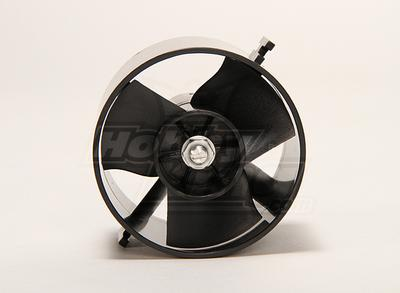 High-Speed EDF Ducted Fan Unit 3Blade 2.75inch 70mm