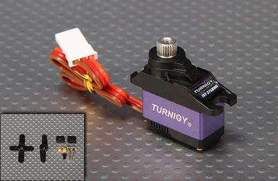 TGY-375DMG Metal gear Digital Servo w/ Heat Sink 2.3kg / .11sec / 11.5g