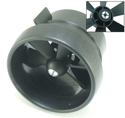 EDF Ducted Fan Unit 6 Blade 2.56inch