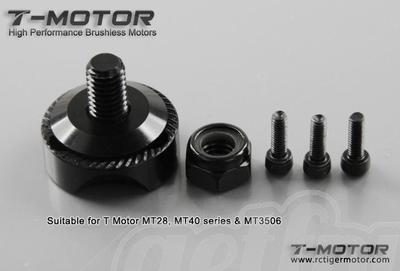 Tiger Motor M6 CW Prop Adapter for Carbon Fiber Props