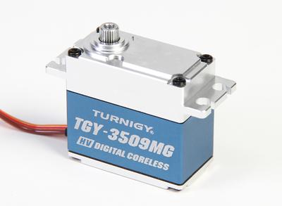Turnigy TGY-DS3509MG HV High Torque Digital Coreless Servo w/Alloy Case 40kg/.12sec/78g
