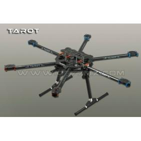 Tarot FY680 Iron Man foldable hexa carbon frame