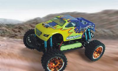 1/16th Scale Electric Powered Off Road Monster Truck RTR S94186 Pro