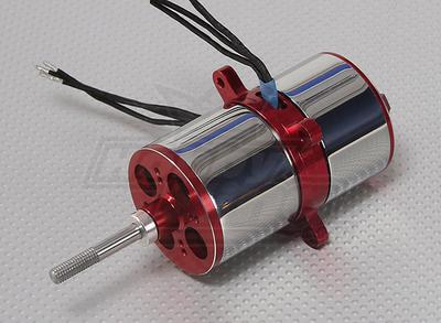 Contra Rotating CR50L Brushless Outrunner Motor inc Radial Motor Mount