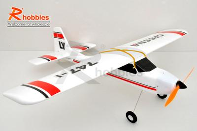 "4 Channel RC EP 37.0"" Aerobatic Cessna 182 EPO Foamy ARF Scale Plane"