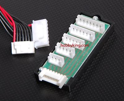 EH Adapter Coversion Board W/ Polyquest Charger plug