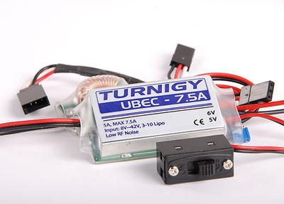 TURNIGY 5-7.5A (8~42v) HV UBEC for Lipoly