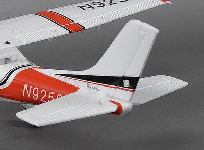 EPO 182 light aircraft With LED Lighting (RTF) (Mode 2)