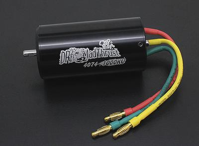 Dr Mad Thrust 1000kv 4600watt 90mm EDF Inrunner 8-10s version (40mm)
