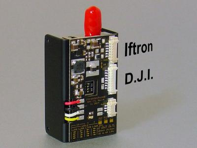 Iftron - Stinger Pro RPV 1000mw US Frequencies