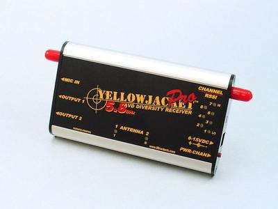 Iftron - YellowJacket 5.8 Pro Diversity Receiver