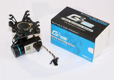 FY-G3 Ultra 3-Axis Brushless Gimbal For Aircraft