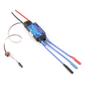 Hobbywing Seaking 60A Brushless ESC for Boat (Version2.0) with Water Cooling System