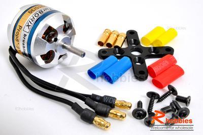 Turborix 4200kv (rpm/v) 1530 Inner Runner Brushless Motor   RCMS