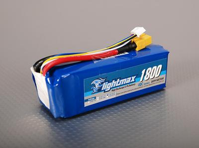 ZIPPY Flightmax 1800mAh 5S1P 40C
