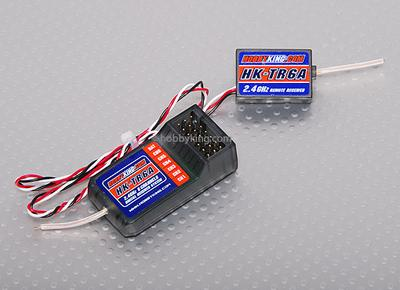 Hobby King 2.4Ghz Receiver 6Ch V1
