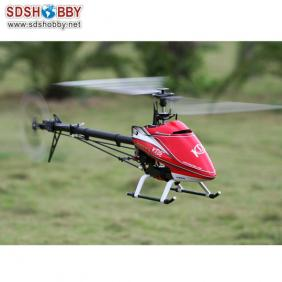 KDS INNOVA 550 Electric Helicopter ARF Flybarless version